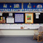 How many times have you been to your kids' Kindy classroom?