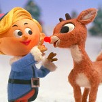 Hermey and Rudolph: Misfits with bad fathers