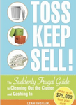 Leah Ingram's latest book, Keep Toss Sell!