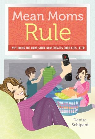 Mean Moms Rule Book Cover