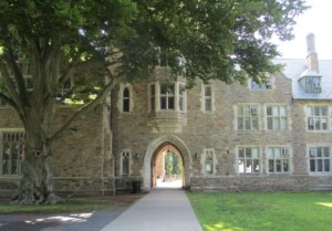 Blodgett Hall, Vassar College