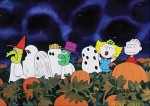 Linus is disappointed by the Great Pumpkin, Charlie gets a rock, and Sally gets mad. It's just childhood, folks.